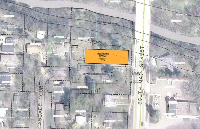 Prime Vacant Property, Close to UWRF For Sale in River Falls, WI