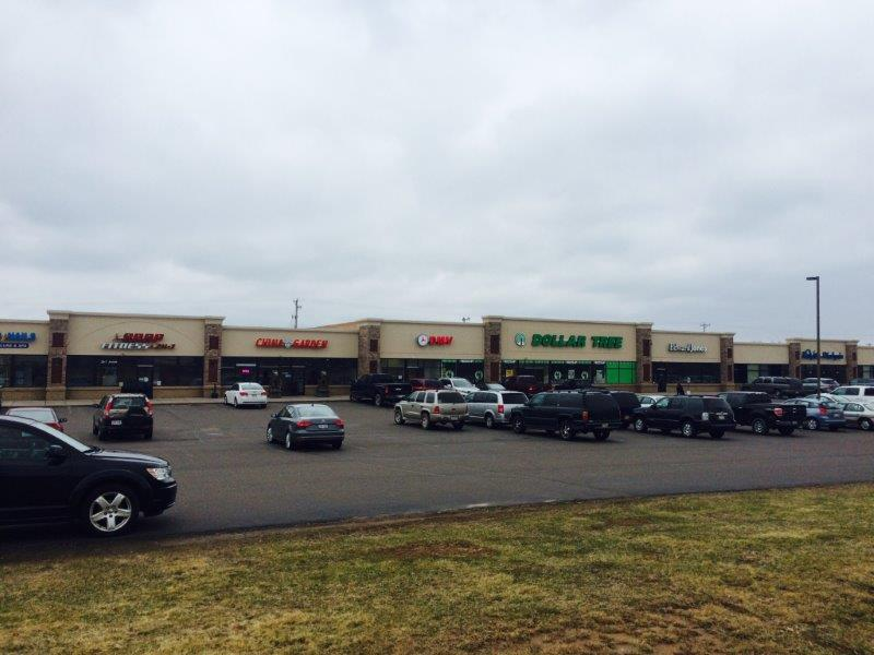 Click Here For Information on Prime Retail Location For Lease in Amery, WI