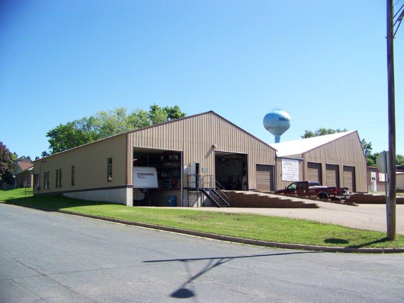Office/Warehouse/Cold Storage For Sale In Hammond, WI
