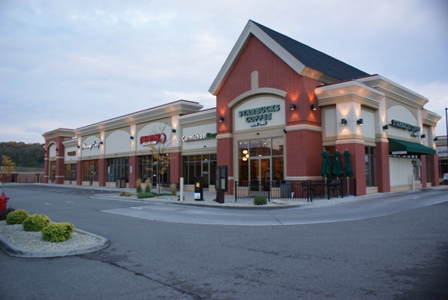 Multi-Tenant Retail, Carmichael Road, Hudson