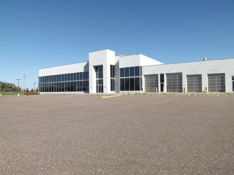 Former Car Dealership For Sale or Lease in Stillwater, M