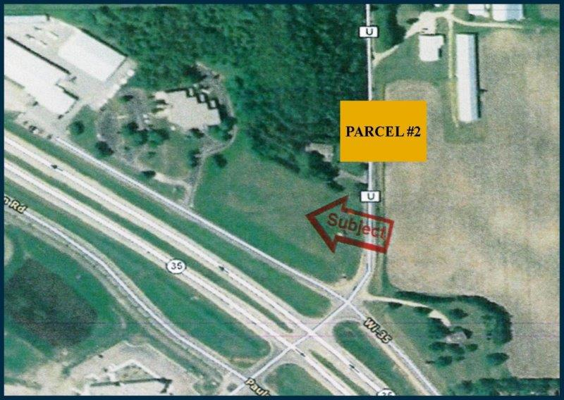 Highway 35 Exposure Land For Sale in River Falls, WI