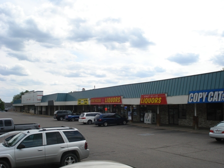 Retail Strip Center, 190 2nd Street, Hudson