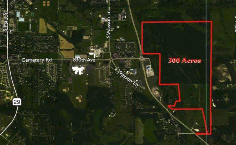 Vacant Land For Sale in River Falls, WI