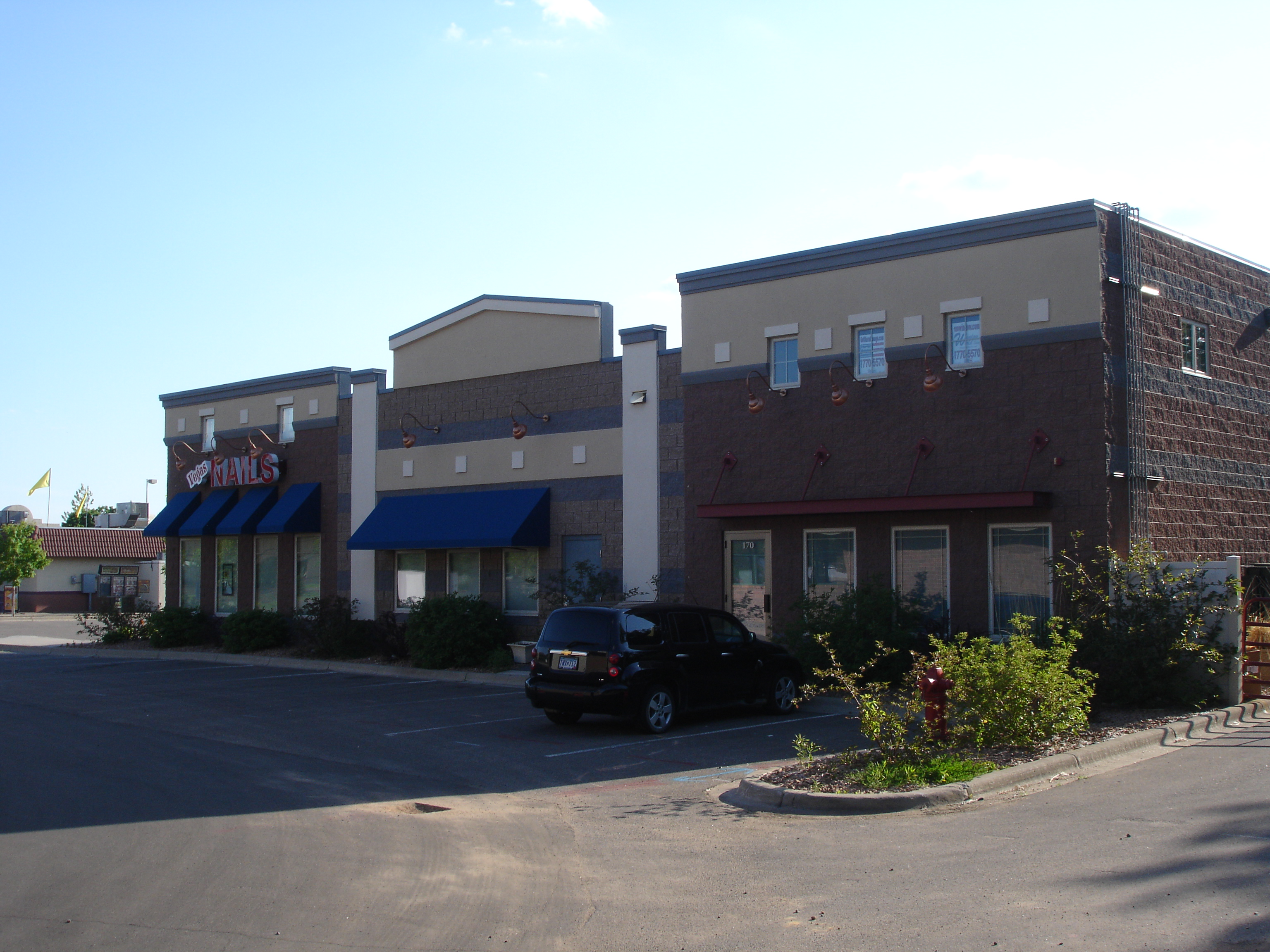 Retail/Office Space For Lease in North St. Paul
