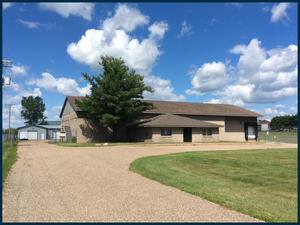 Office Warehouse Available For Lease in Hudson, WI on Exit 4